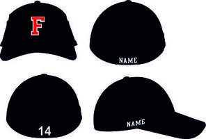 Falcons sized cap