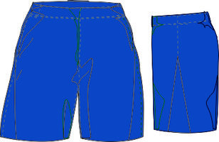 Terrasvogels SB Short Royal