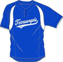 Terrasvogels SB Practice Jersey