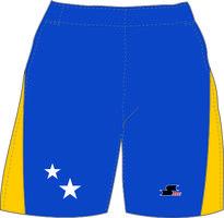Kingdom Team Short Curaçao