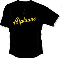 Alphians BP Jersey Mesh