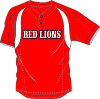 Red Lions Practice Jersey