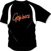 Gophers Practice Jersey