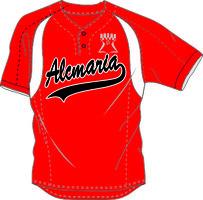 Alcmaria Victrix Practice Jersey