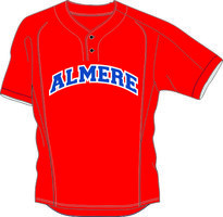 Almere '90 BP Jersey Mesh