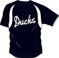 Ducks Practice Jersey