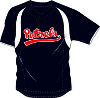 Flying Petrels Practice Jersey