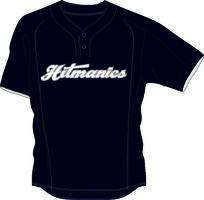 Hitmanics BP Jersey Mesh