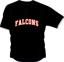 Falcons BP Jersey Mesh