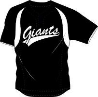 Giants Practice Jersey