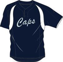 Caps Hoogeveen Practice Jersey