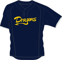Houten Dragons BP Jersey Mesh