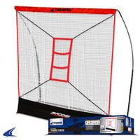 NB30 - Prodigii Net with TZ3 Training Zone Screen 7' X 7'
