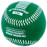 CBB709CS - Weighted Training Baseball