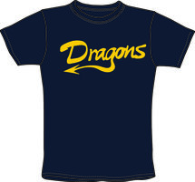 Houten Dragons T-Shirt