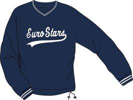 Euro Stars Windbreaker