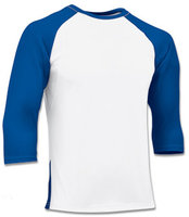 BS24 Royal - Undershirt 3/4 sleeve Polyester