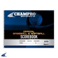 A07 - Champro Baseball / Softball Scorebook