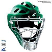CM6 - Champro PRO-PLUS Catcher's Hockey Stijl Helm