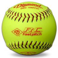 10RFPSC - Diamond 10 inch softball