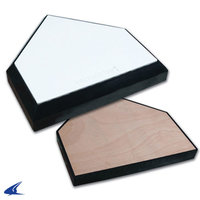 B035 - Champro In-Ground Home Plate With Wood Bottom