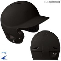 H4M - Champro Rubberized Matte Performance Batting Helmet