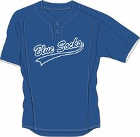 Blue Socks BP Jersey Mesh