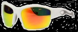 RY 132 WHT ORN MIR - Rawlings Jeugd Zonnebril