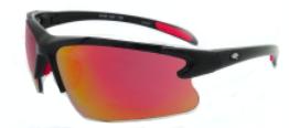 RY 103 BLK RED MRF - Rawlings Jeugd Zonnebril