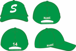Saints Open Woolcap