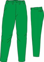 PA PRO - Polyester Baseball/Softball Pant Saints