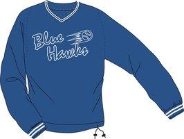 Blue Hawks Windbreker