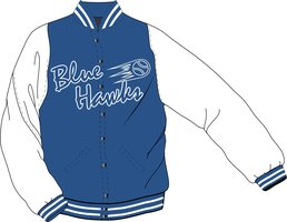 Blue Hawks Softshell Jack