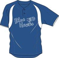 Blue Hawks Practice Jersey