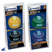 CSB7 - Champro Weighted Training Softball Set
