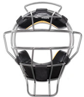 CM81 - Champro Pro-Plus Aluminum Lightweight Umpire Mask - Bio-Fresh