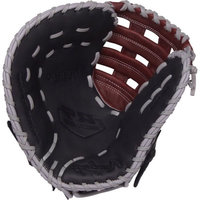 R9FM18BSG RH - Rawlings R9 Series 12.5 in 1st Base Mitt (Lefthand Throw)