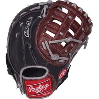 R9FM18BSG - Rawlings R9 Series 12.5 in 1st Base Mitt (Lefthand Throw)