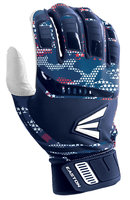 A121988 - Easton Adult an Youth Walk-Off Stars and Stripes Batting Gloves
