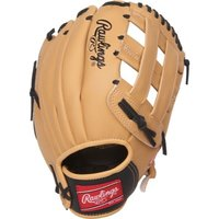 PL115BC - Rawlings Players 11.5 in Baseball/Softball Glove (LHT/RHT)