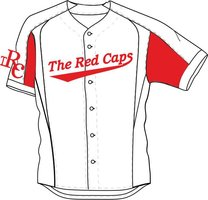 Red Caps Jersey