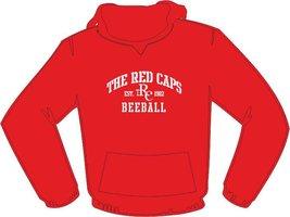 Red Caps Beeball Hoodie