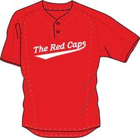 Red Caps BP Jersey
