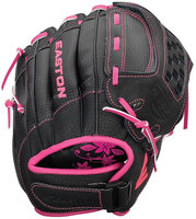 ZFXFP1000 - Easton Z-Flex Fastpitch 10 inch Baseball/Softball Glove (LHT/RHT)