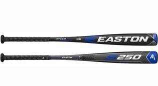 BB18S250 - Easton S250 BBCOR Adult Baseball Bat (-3)