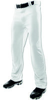 PA 9UW - Champro BB/SB pant white BB/SB open bottom