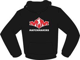 Matchmakers Hoodie Black