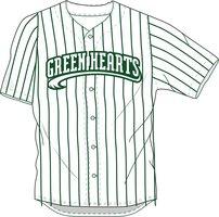 Green Hearts Jersey
