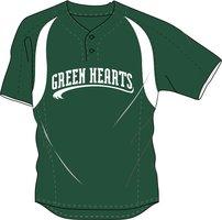 Green Hearts Practice Jersey