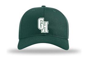 Green Hearts BCY Open Twill Jeugd Cap
